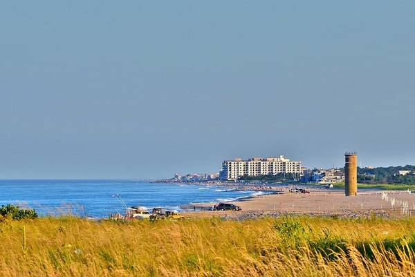 Photograph - Rehoboth View From Cape Henlopen by Kim Bemis