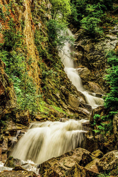 Photograph - Reid Falls by Jason Brooks