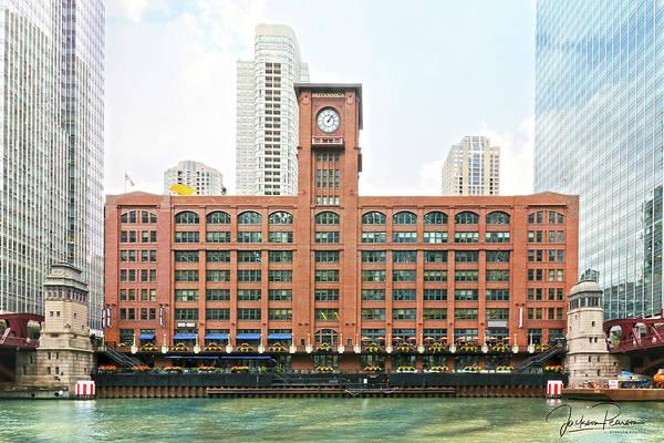 Photograph - Reid Murdoch Building by Jackson Pearson