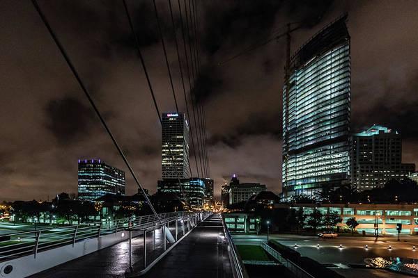 Photograph - Reiman Bridge by Randy Scherkenbach