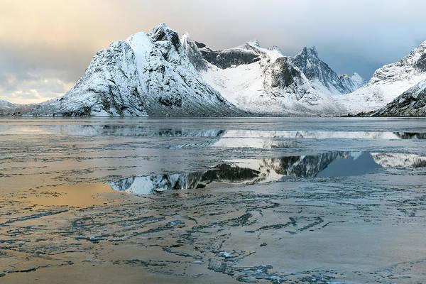 Photograph - Reine, Lofoten 5 by Dubi Roman