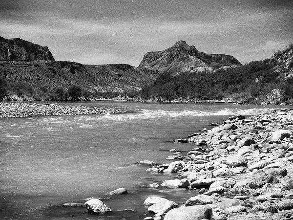 Photograph - Rio Grande by Charles McKelroy