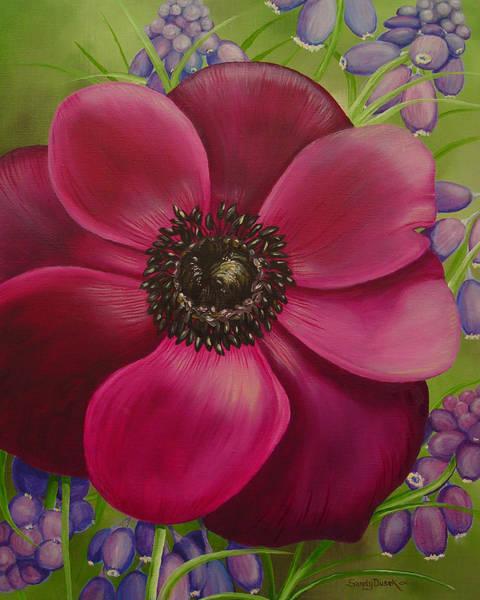 Painting - Rejoice by Sandy Dusek