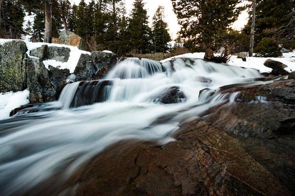 Lightroom Photograph - Rejuvenating Eagle Falls by Mike Herron