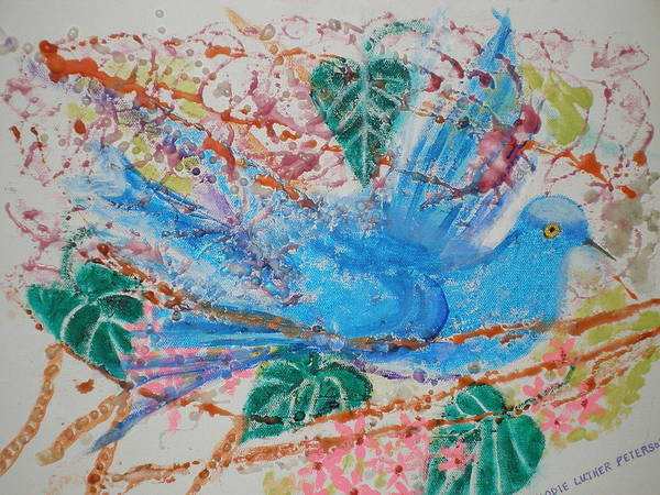 Clarity Painting - Rekindled Life by Melodie Peterson