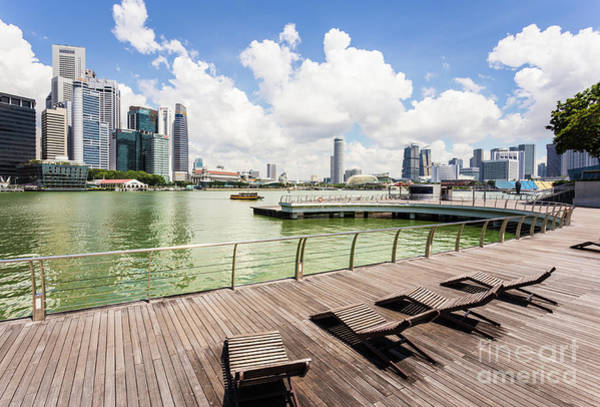 Photograph - Relax Singapore by Didier Marti