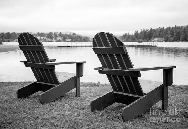 Arte Photograph - Relaxing At The Lake  by Edward Fielding
