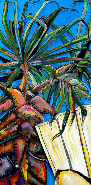 Painting - Relaxing by Patti Schermerhorn