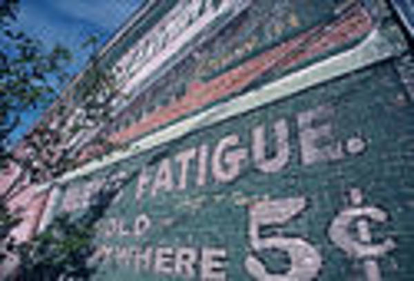 Visual Language Photograph - Relieves Fatique by Sign of the times collection