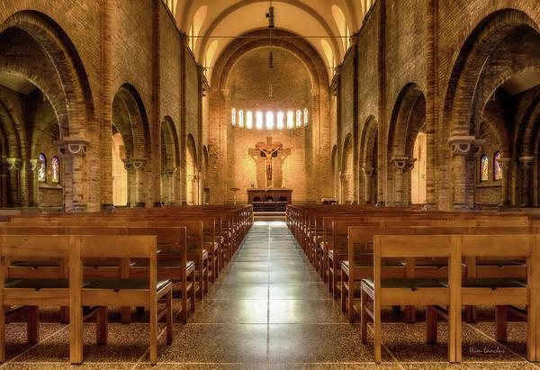High Dynamic Range Photograph - Religious Path by Wim Lanclus