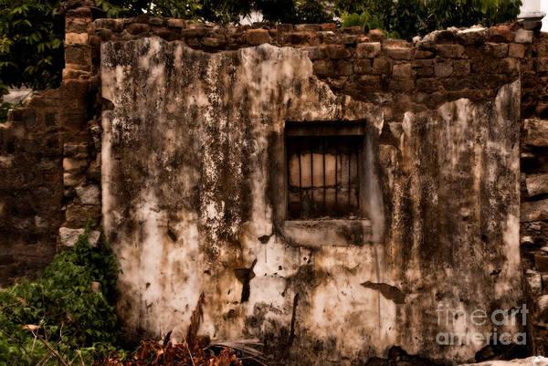 Wall Art - Photograph - Remaining Ruins by Venetta Archer
