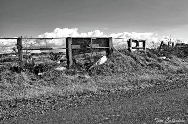 Mark Coleman Wall Art - Photograph - Remains Of The Track by Tim Coleman