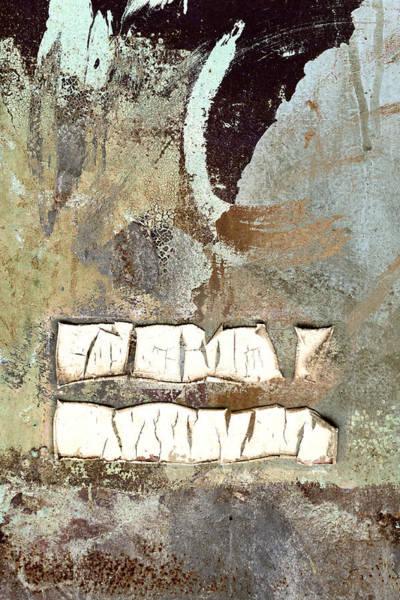Wall Art - Photograph - Remains Unsaid by Carol Leigh