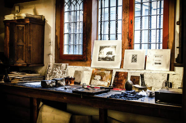 Photograph - Rembrandt's Former Graphic Workshop. by RicardMN Photography