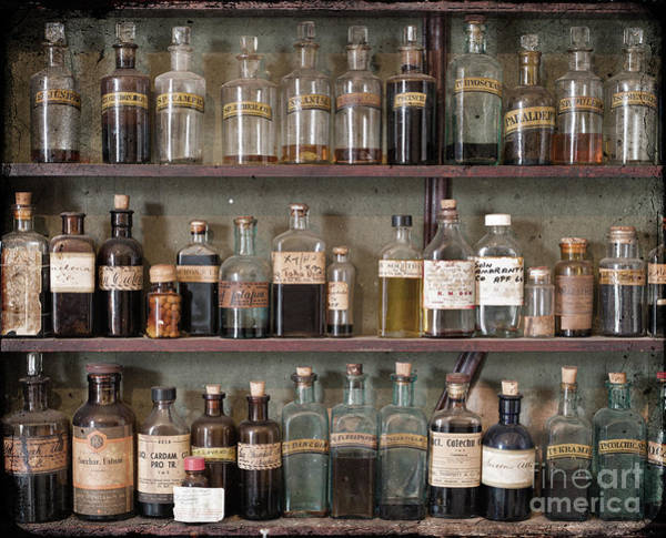 Photograph - Remedies by Russell Brown