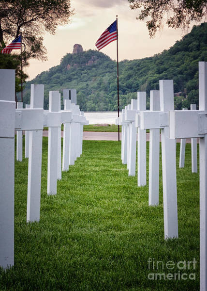 Photograph - Remember The Cost Winona Memorial Day by Kari Yearous