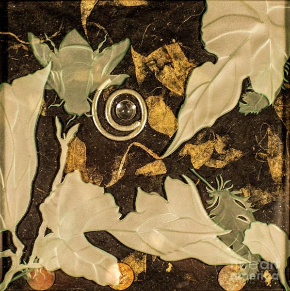 Glass Art - Remembrance V by Alone Larsen