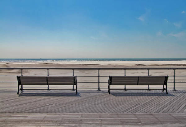 Photograph - Remembering Winter At Jones Beach by Bob Slitzan