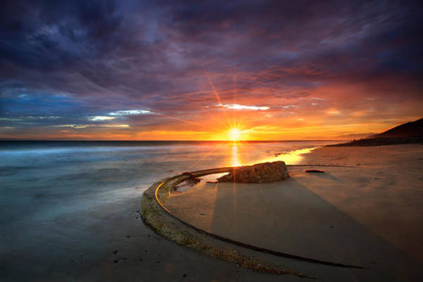 Ventura Photograph - Remnant Revisited by Dan Holmes
