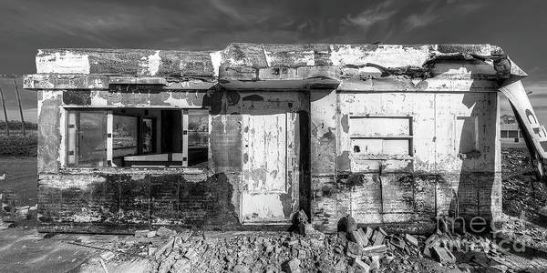 Wall Art - Photograph - Remnants Of The Drive-in by Twenty Two North Photography