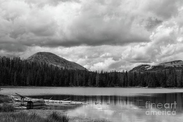 Photograph - Remote Utah Lake by Paul Quinn