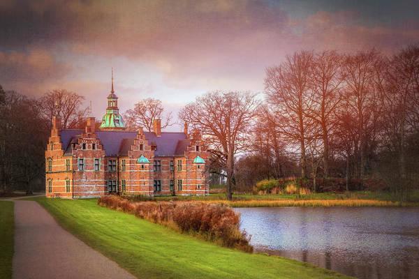 Scandinavian Photograph - Renaissance Bath House Frederiksborg Castle Hillerod Denmark by Carol Japp