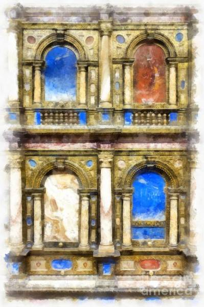 Painting - Renaissance Treasures by Edward Fielding