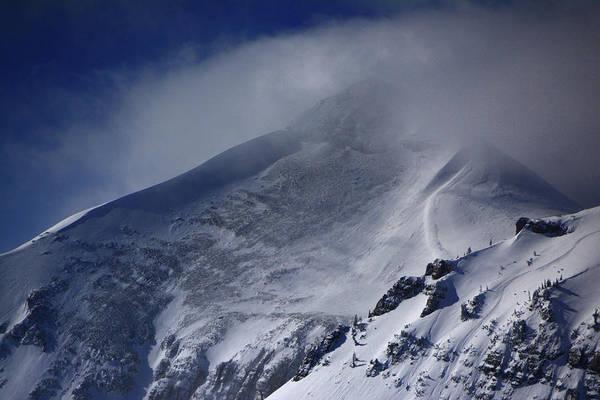 Photograph - Rendezvous Peak by Raymond Salani III