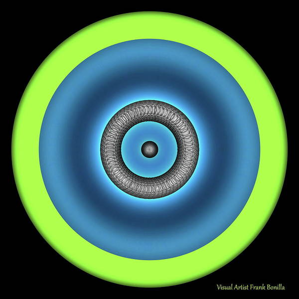 Digital Art - Renewable Energy by Visual Artist Frank Bonilla