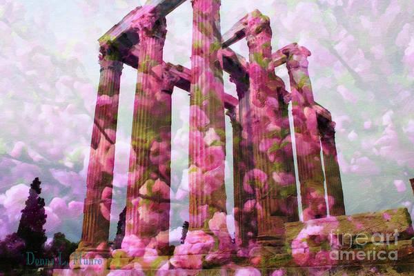 Digital Art - Renewal Jesus Kingdom by Donna L Munro