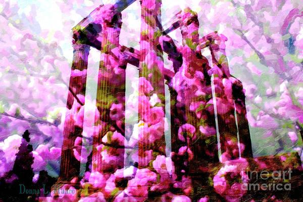 Digital Art - Renewal Jesus Kingdom V2 by Donna L Munro