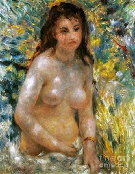 Photograph - Renoir: Torso, C1876 by Granger