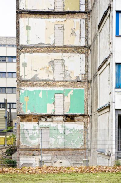 Multi-storey Wall Art - Photograph - Renovations by Tom Gowanlock