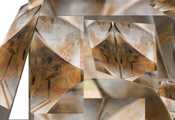 Digital Art - Reorganize by Art Di