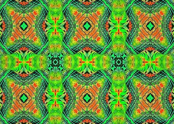 Digital Art - Impressions - Rainforest by Charmaine Zoe