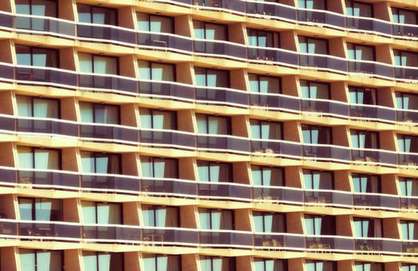 Apartment Photograph - Repetition by Wim Lanclus