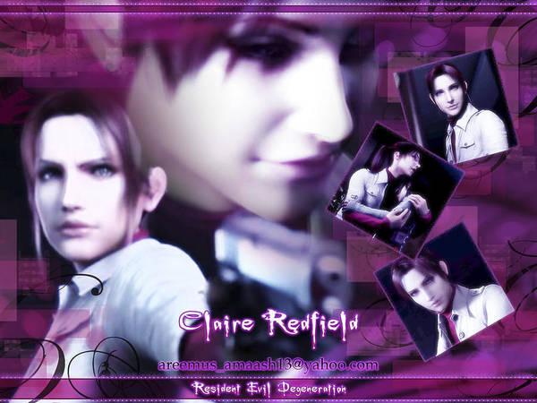 Fashion Digital Art - Resident Evil by Maye Loeser