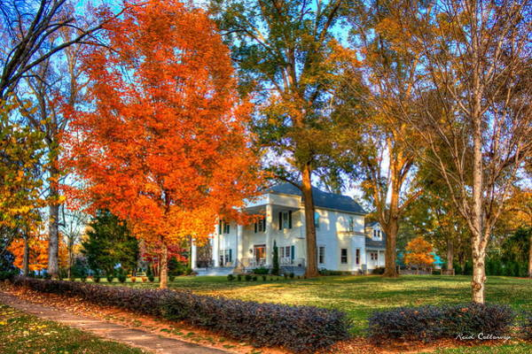 Photograph - Rest Well Goodwin Manor Bed And Breakfast by Reid Callaway