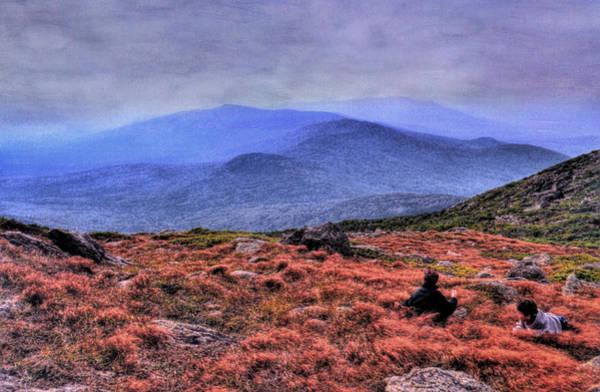 Photograph - Resting At Jefferson Alpine Highlands by Wayne King