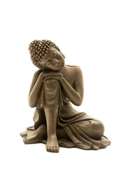 Photograph - Resting Buddha by Fabrizio Troiani