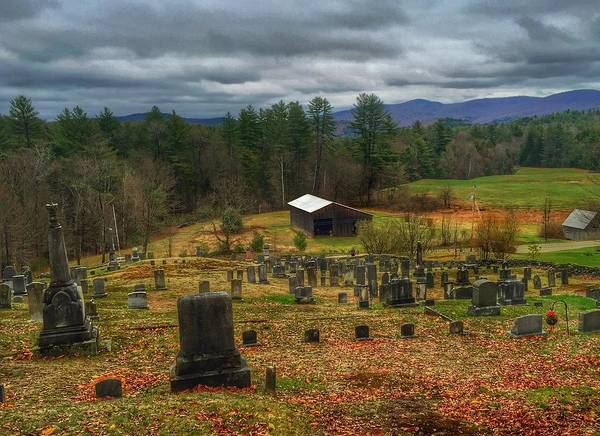 Photograph - Resting In Peace by Pat Moore
