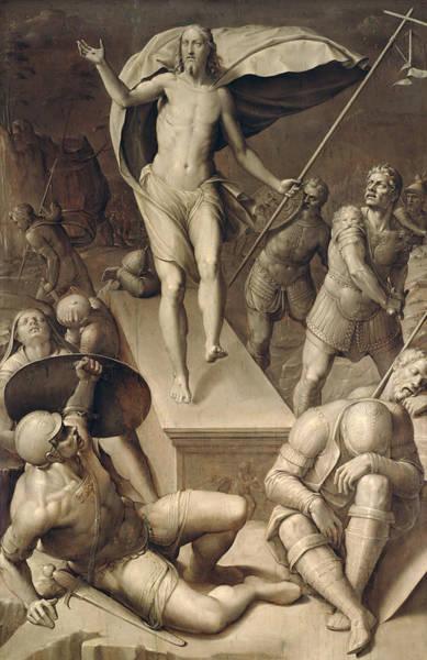 Wall Art - Painting - Resurrection Of Christ by Italian School