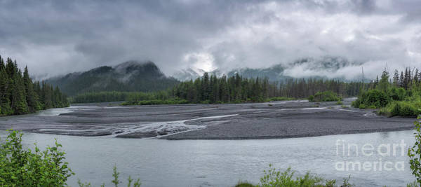 Wall Art - Photograph - Resurrection River Panorama  by Michael Ver Sprill