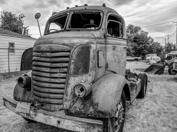 Photograph - Retired Workhorse by HW Kateley