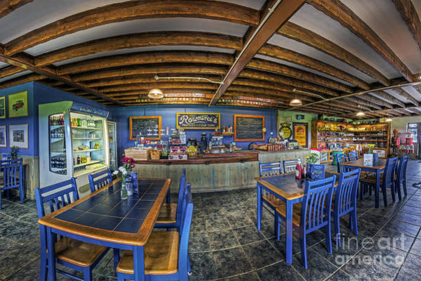 Photograph - Retro Cafe by Ian Mitchell