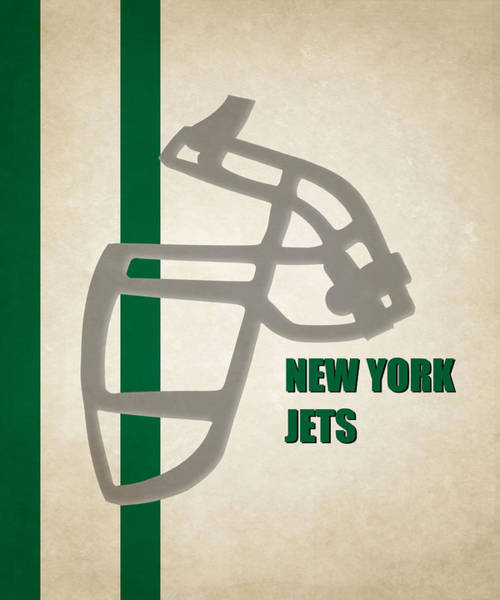 New York Jets Wall Art - Photograph - Retro Jets Art by Joe Hamilton