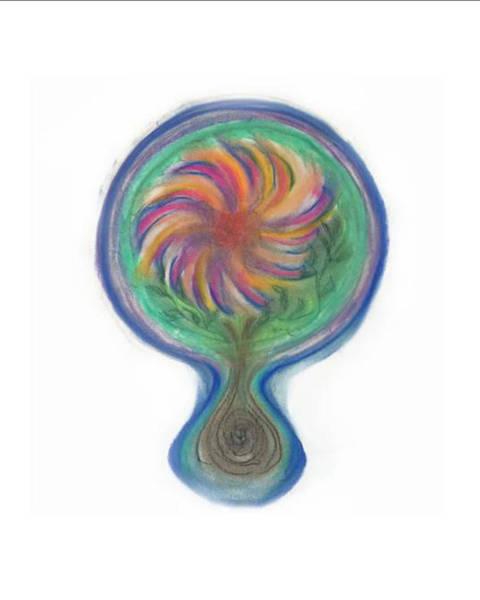 Pastel - Return by Annette Hadley
