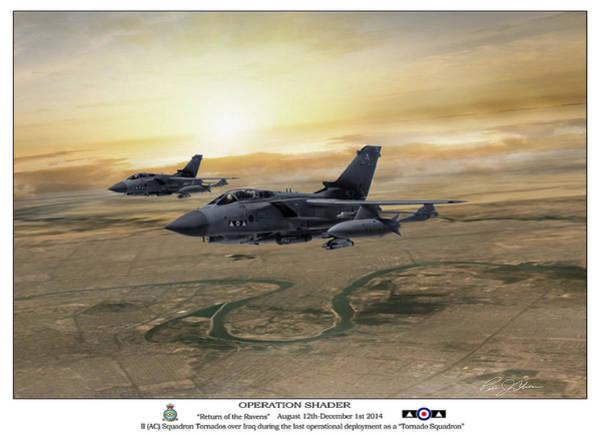 Tornado Digital Art - Return Of The Ravens by Peter Chilelli