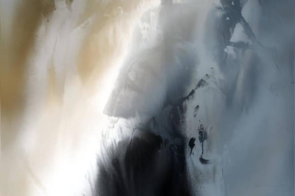 Painting - Return To Z by John Emmett