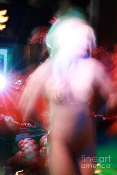 Burlesque Dancer Photograph - Reveal by Robert Geary